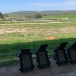 Portable Electronic targets