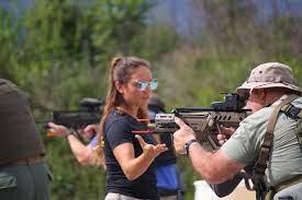Long range target